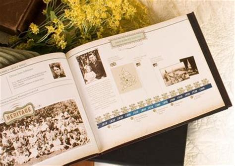 building a family books when should you publish your family history book