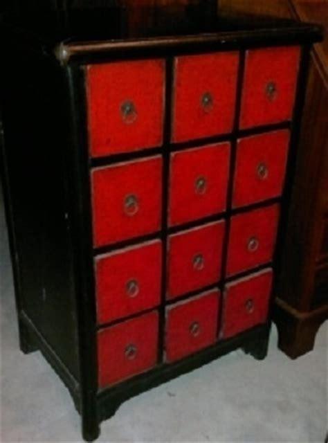 china kommode schwarz china kommode cd kommode rot schwarz antik m 246 bel