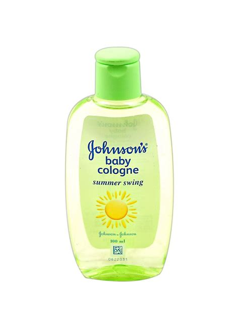 Parfum Bayi Johnson johnsons baby cologne summer swing btl 100ml klikindomaret