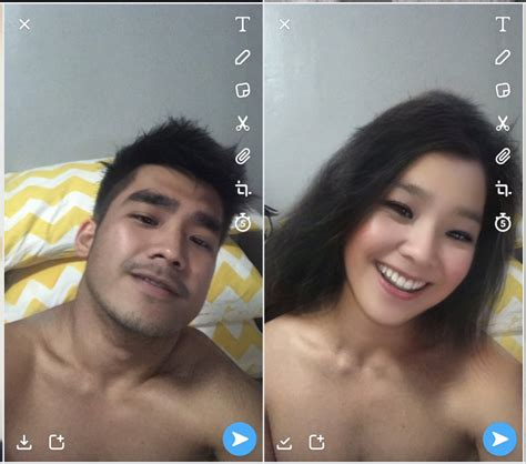 snapchats  gender swap filter    question