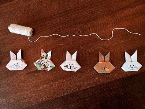 minuten origami osterdeko ideen creatipster