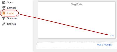between blogspot how to put adsense ads on blogger blogspot helplogger