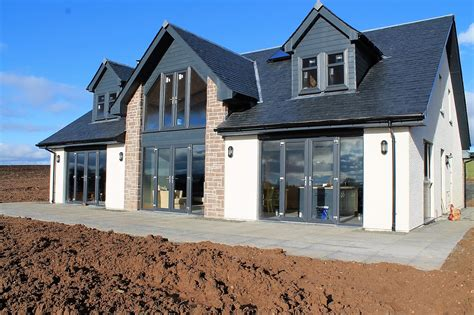 sips house new build sips build with kingspan tek thomson homes