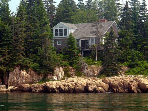Mount Desert Island Cottage Rentals by Waterfront Cottage Mount Desert Island Vrbo