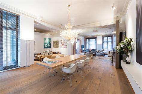 appartamenti moderni di lusso appartamento di lusso in edificio storico di berlino