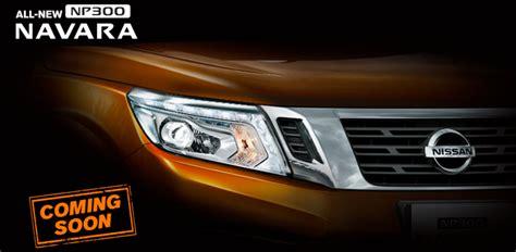 Lu Led Mobil Datsun nissan np300 navara brochure appears launch soon image 386886