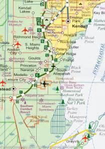 south florida city map map of south florida miami city map itm mapscompany