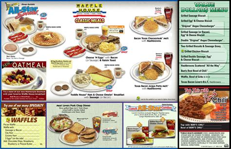 Printable Waffle House Menu | coupons ihop coupon valid