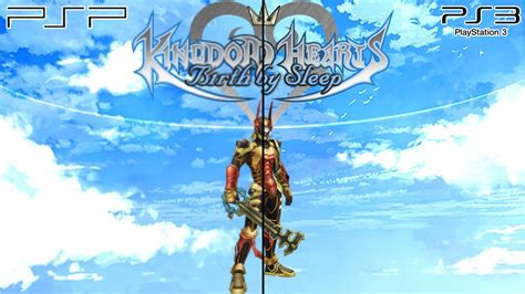 psp themes kingdom hearts 2 kingdom hearts birth by sleep ps3 vs psp comparison