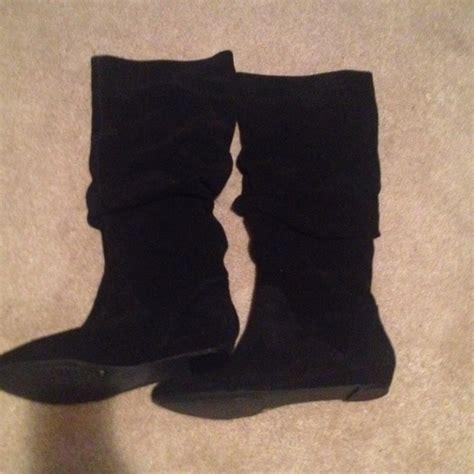 59 gianni bini boots nwot gianni bini black suede
