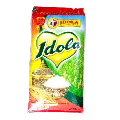 beras idola 20 kg citra utama sembako