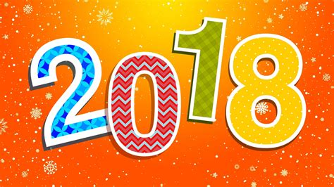 hd wallpaper2018new 2018 colorful new year hd background wallpaper 1920x1080