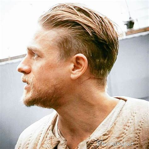 how to get thecharlie hunnam haircut 17 best ideas about king arthur film on pinterest