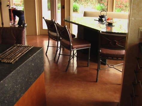 Why Concrete Floors Rock   HGTV