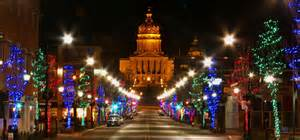 des moines lights lights tours at your call limos buses des