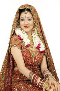 Traditional indian wedding dresses