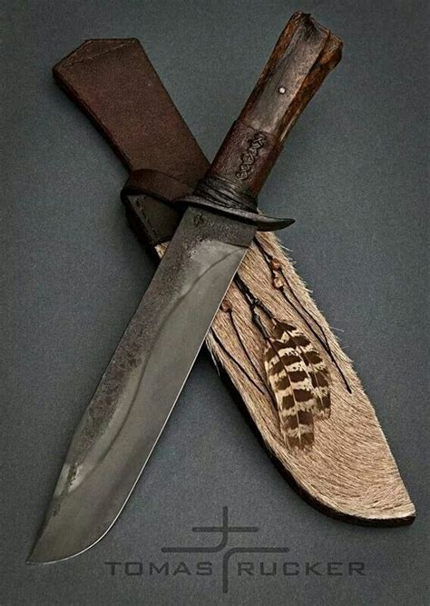 american knife maker tomas rucker knives awesome design makes me think about