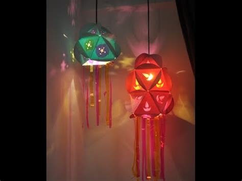 Handmade Diwali Lanterns - diwali lantern aakash kandil