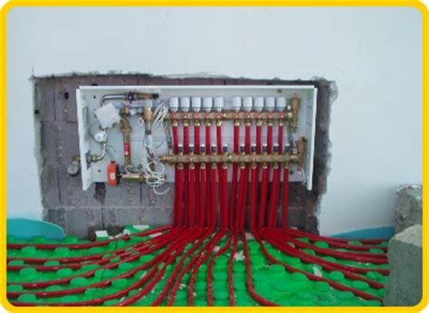 tipi di riscaldamento a pavimento riscaldamento ed impianti