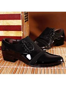 Sepatu Fashion Glossy Br8297 jual sepatu formal pria glossy