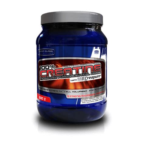 creatine 5 weeks creatine micronized 500g class nutrition
