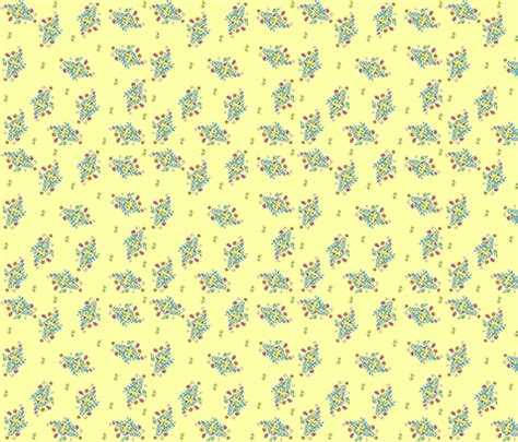 pale yellow pattern fabric flowers pattern 2 light yellow fabric dlsartanddesign