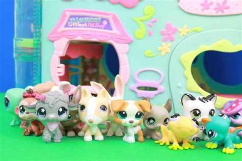 littlest pet shop house littlest pet shop house hasbro review lps