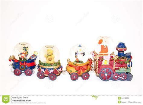 imagenes de navidad tren decoraci 243 n de la navidad del tren que transporta pap 225 noel