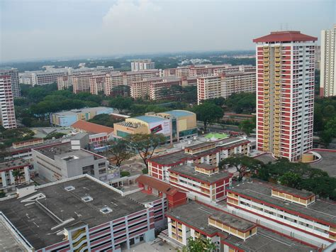 ang mo kio town singapore map tourist attractions
