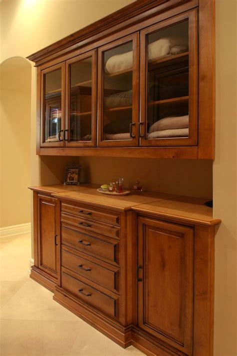 built in hallway cabinets built in closet buffet makes me wish i had a closet to