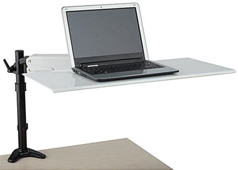 laptop desk mount ergonomic laptop desk mount dual base cl