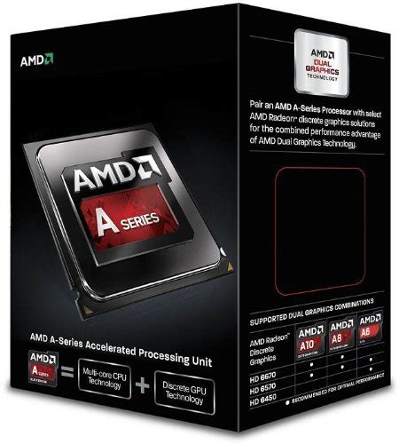 Amd A6 6400k Richland 3 9ghz amd a6 6400k richland 3 9ghz socket fm2 65w dual