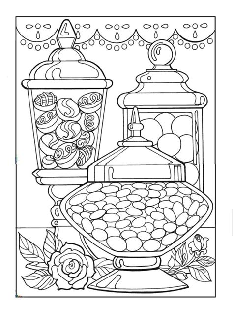 coloring pages for adults food 218 best images about coloriages on pinterest gel pens