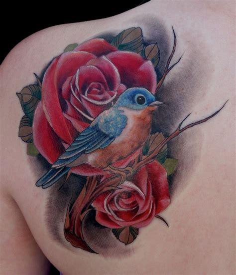 rose bird tattoo bird tim mcevoy 1 jpg 1032 215 1200