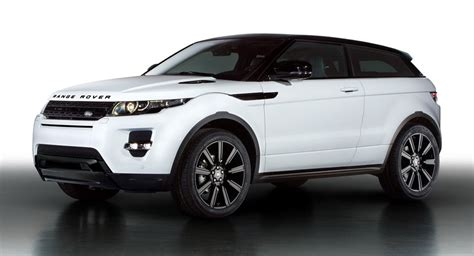 incoming range rover sport coupe may receive all electric