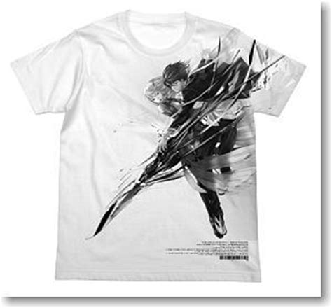 T Shirt Fullprint Guilty Crown Inori guilty crown inori shu t shirt white l anime hobbysearch anime goods store