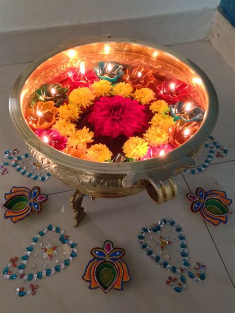 indian home decorations during diwali diwali home 225 best pooja and festival decor images on pinterest