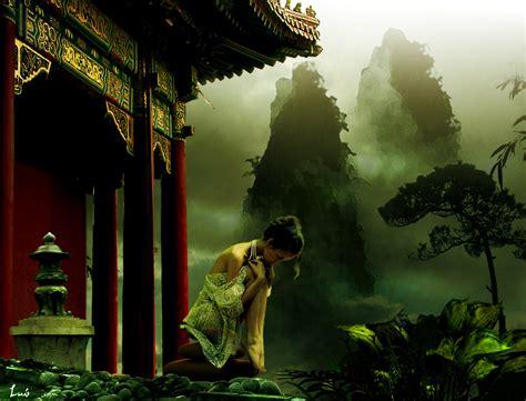 imagenes de paisajes orientales fotomontajes taringa