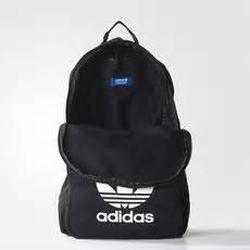 Tas Ransel Adidas Classic Tricot Backpack Black Bk7156 Original Bnwt adidas mens accessories adidas au