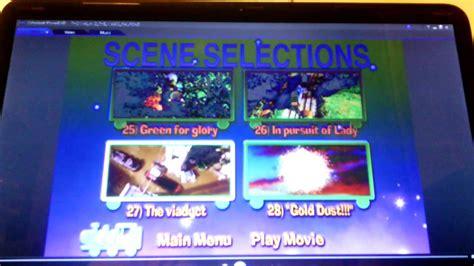 Piyama Magic V Kid and the magic railroad menu walkthrough