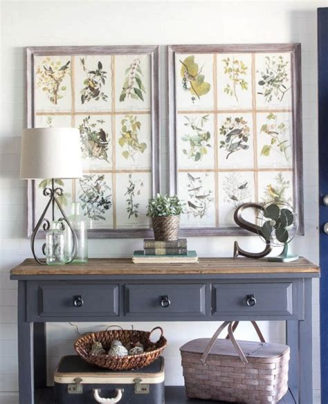 entry way decor 27 cozy and simple farmhouse entryway d 233 cor ideas digsdigs