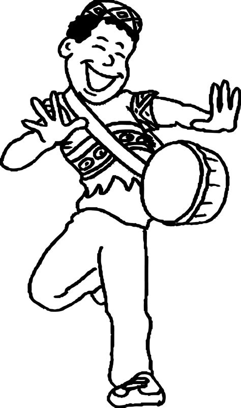 african music coloring pages african man dancing coloring page wecoloringpage
