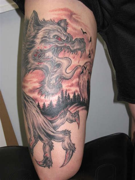 loup garou pictures to pin on pinterest tattooskid