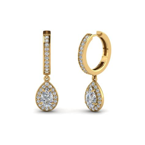 shop for aristocratic gold earrings for fascinating