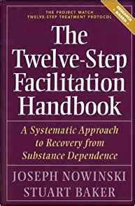 selling yourself into a a systematic approach to getting your books the twelve step facilitation handbook a systematic
