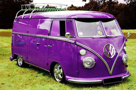 volkswagen purple purple vw panel with chrome wheels vw