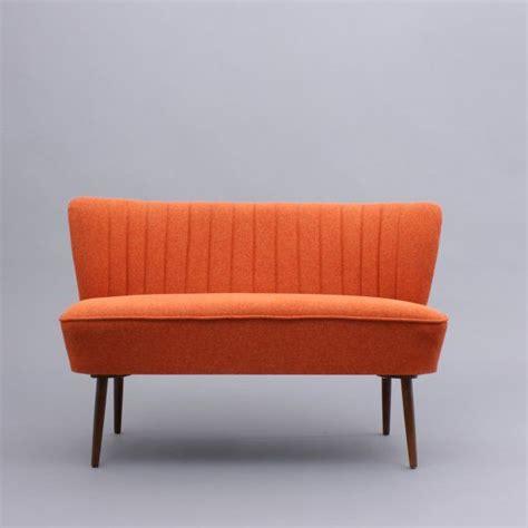 sofa sofa 50er jahre stil edles retro schlafsofa im der