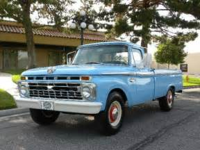 1966 Ford Truck For Sale Work In Style 1966 Ford F250 Longbed Bring A Trailer