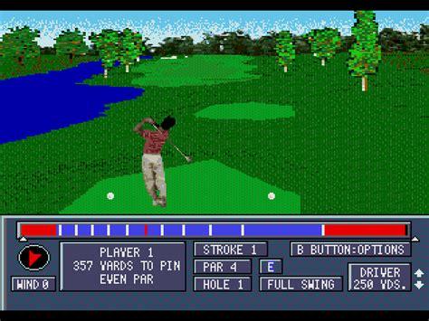 power challenge nicklaus power challenge golf screenshots gamefabrique