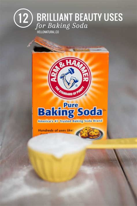 Can I Detox My Kidneys With Baking Soda by 12 Brilliant Uses For Baking Soda Hello Glow